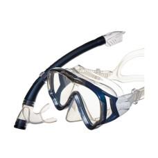 Набор Junior (маска+трубка) детский, темно-синий Atlantis MS10-SP20PBL