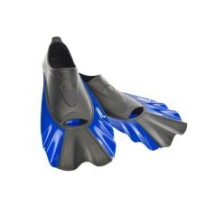 "Ласты ""Swimming"", для бассейна XXS (34-35.36-37.38-39.40-42.44-45.) синие Corrall"
