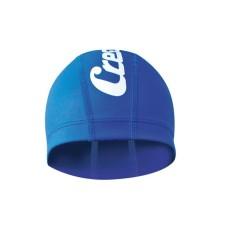 Шапочка CAP полиуретановая, синяя, профессиональная S Cressi DF200194