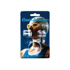 Набор Беруши + зажим для носа силиконовые Cressi DF200190