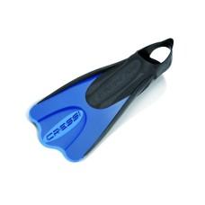 Ласты ELASTIC SHORT синий/голубой 41/44. 44/47 Cressi CA232041