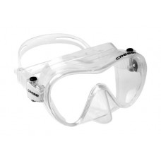 Маска F1 прозрачна/прозрачный силикон Cressi ZDN281000