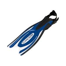 Ласты FROG PLUS синий/серый M/L. Cressi BF202042