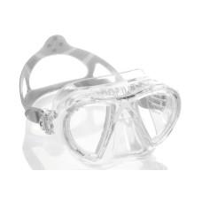 Маска NANO прозрачный силикон прозрачная рамка Cressi DS360060