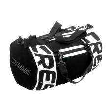 Сумка SPORT BAG, спортивная, овальная, с рюкзачной лямкой, черная Cressi DA000011