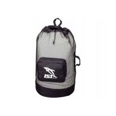Сумка-рюкзак сетчатая для дайверского снаряжения, нейлон 73*35*40см IST MGB10-BKRU