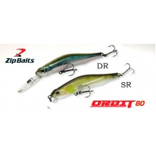 Воблер Zipbaits Orbit 80 SP-SR SP-DR орбит