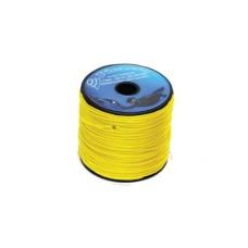 Линь Дайнема D1,7мм, на разрыв 360кг, (цена за 1м) - желтый катушка 100м Picasso MP.FIO02360
