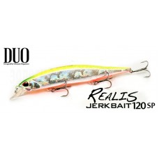 Воблер DUO Realis Jerkbait 120SP ( Дуо реалис)