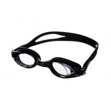 Очки для плавания FREESTYLE-Junior покрытие Аnti-FOG, рамка/линза - черная/дымчатая Saeko P110AV05212