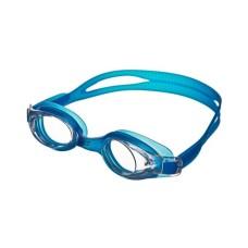 Очки для плавания FREESTYLE-Junior покрытие Аnti-FOG, рамка/линза - светло-голубая/прозрачная Saeko P110AV05214