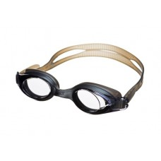 Очки для плавания FREESTYLE-Junior покрытие Аnti-FOG, рамка/линза - серебро/дымчатая Saeko P110AV05213