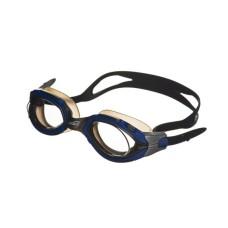 Очки для плавания LEGЕND затяжка Easy-CLIP,покрытие Аnti-FOG,рамка/линза- голубой-черный/дымч Saeko P410AV05214
