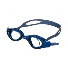 Очки для плавания LEADER затяжка QuickFIT, покрытие Аnti-FOG, рамка/линза - голубая/голубая Saeko P430AV05214
