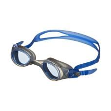 Очки для плавания TOTEM затяжка Easy-CLIP, покрытие Аnti-FOG, рамка/линза - серебро/голубая Saeko P450AV05213