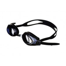 Очки для плавания VISION покрытие Аnti-FOG, рамка/линза - черный/дымчатая Saeko P420AV05213