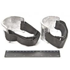 Грузик САР изогнутый для лодыжки (пара) 0,5 кг каждый GCARI