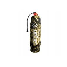 Чехол под бутылку 1.0-1.5 л, камуфлированный неопрен RD2.0 5мм, на зятяжке Sargan SCHBK1,5
