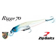 Воблер ZIPBAITS RIGGE 70 SP, F ридж