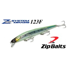 Воблер ZIPBAITS ZBL System minnow 123F