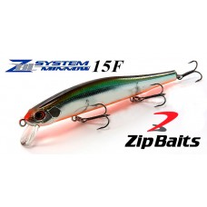 Воблер ZIPBAITS ZBL SYSTEM MINNOW 15F