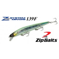Воблер ZIPBAITS ZBL SYSTEM MINNOW 139F