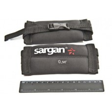 Груза ножные Sargan Донгуз 500 0,5 кг, 2мм, неопрен-нейлон