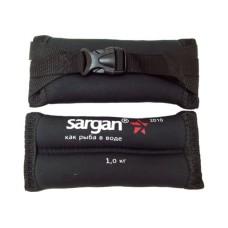Груза ножные Sargan Донгуз 1000, 1 кг, 2мм, неопрен-нейлон