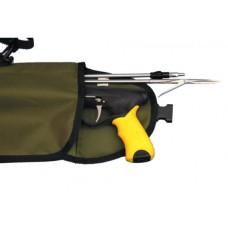 Чехол для пневматического ружья Sargan Багай 65, 18х5х65 см, Poly- Oxford 600D PVC, хаки