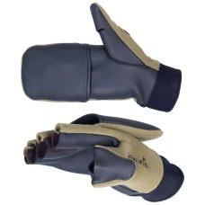 Перчатки - варежки с неопреном NORFIN WINDPROOF
