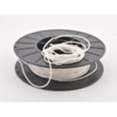 Линь капроновый 2 мм (усилие на разрыв 100 кг, катушка 100м) PLKAP